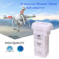 For DJI Phantom 3 Professional Intelligent Flight LiPo Battery 4500mAh 15 2V US