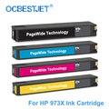 [Сторонний бренд] для HP 973X 973XL Восстановленный чернильный картридж для HP PageWide Pro 352dw 452dn 452dw 377dw 477dn 477dw 577dw