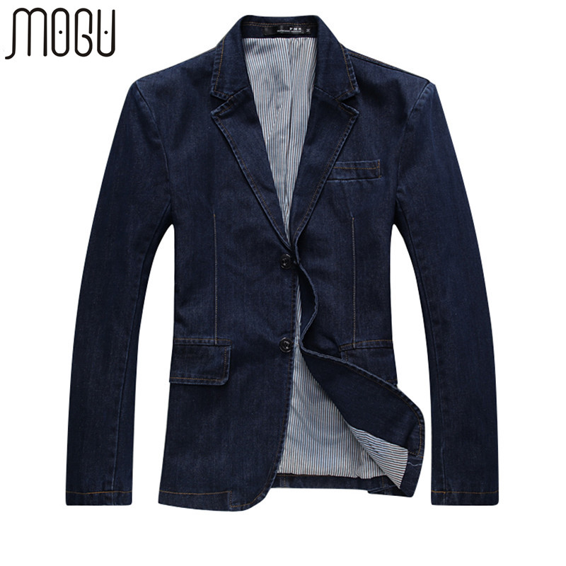 Popular Mens Denim Suit-Buy Cheap Mens Denim Suit lots from China ...