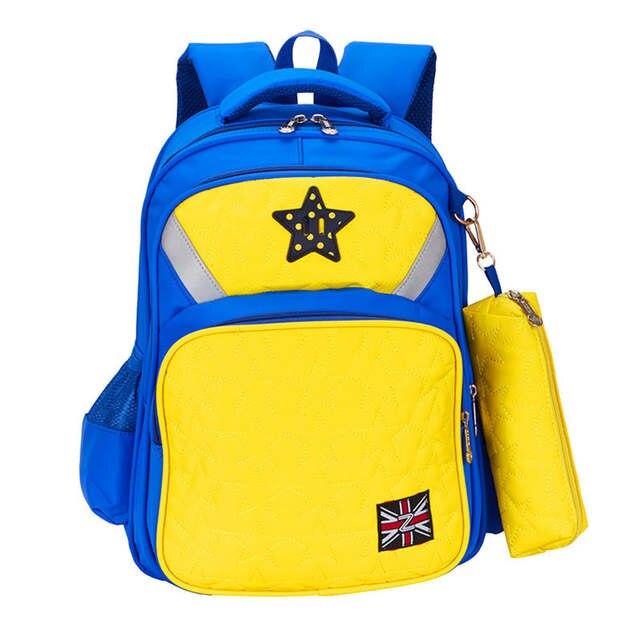 Cute Girls Backpacks Kids Satchel Children School Bags For Girls Orthopedic Waterproof  Backpack Child School Bag 740da1cd22025