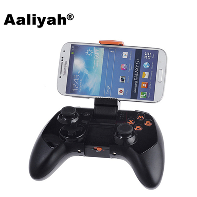 MOGA PRO POWER Wireless Bluetooth Game Controller Gamepad Joystick with Stretch Bracket for Android System