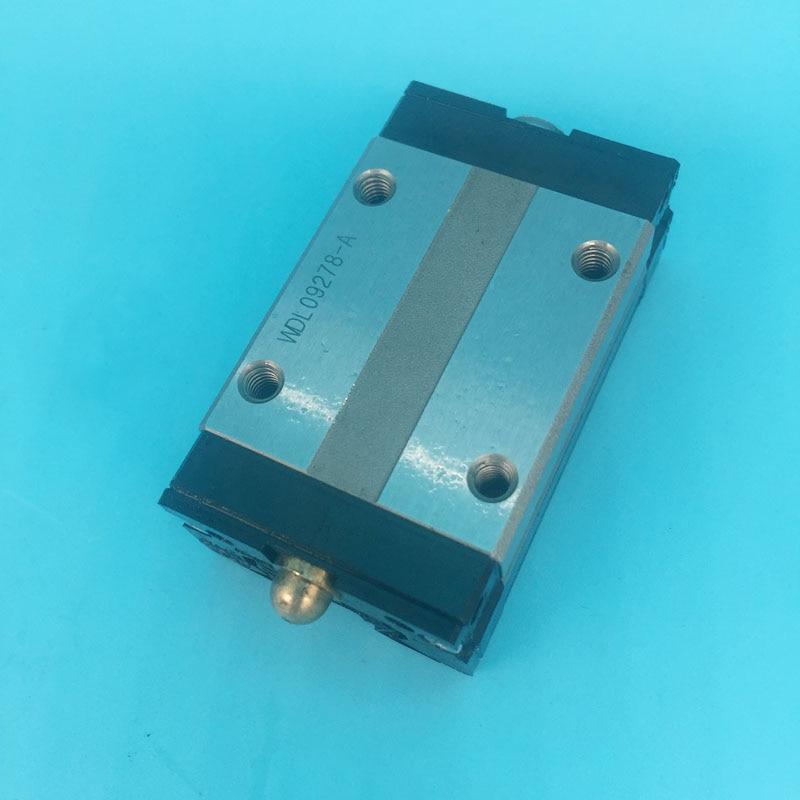 Original new for Roland slider SSR15XW THK Linear block for Roland VP SP SJ XJ XC