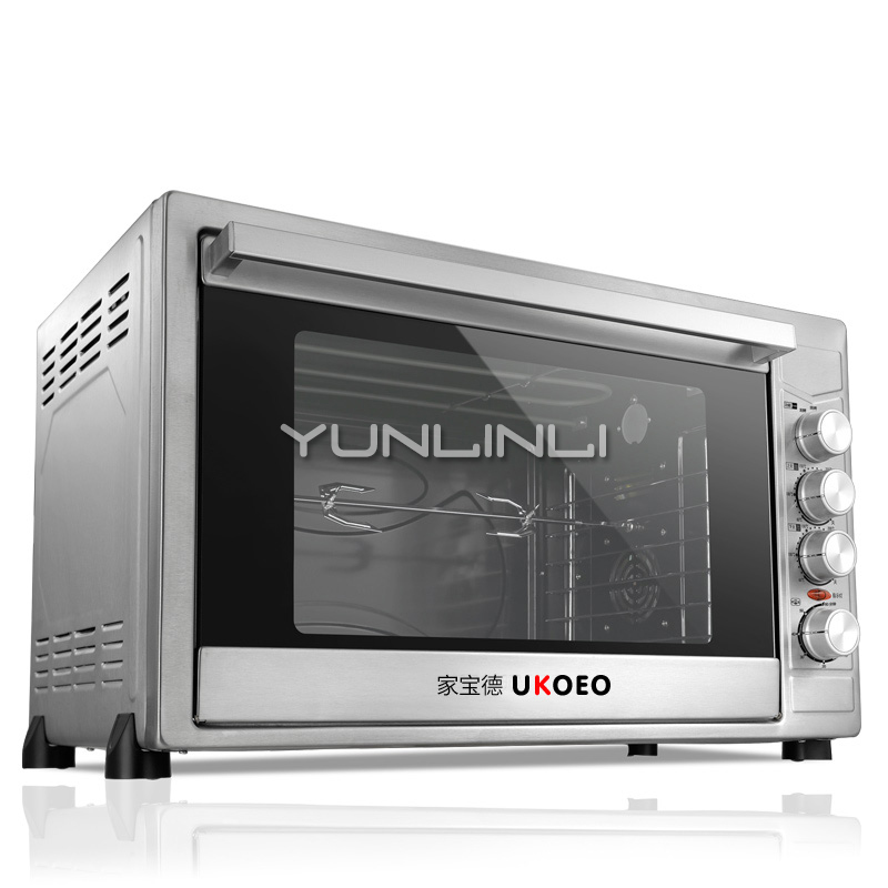 Large Capactiy Oven Pizza Stove electric oven is baked in a commercial household oven in Germany HBD-8001