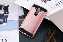 Luxury Dual Hybrid Shockproof Brushed Hard Back Rugged Cover Cases Skin Shell Protectives For LG G3