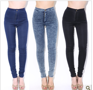 Aliexpress.com : Buy Vintage sexy tight fitting high waist skinny ...