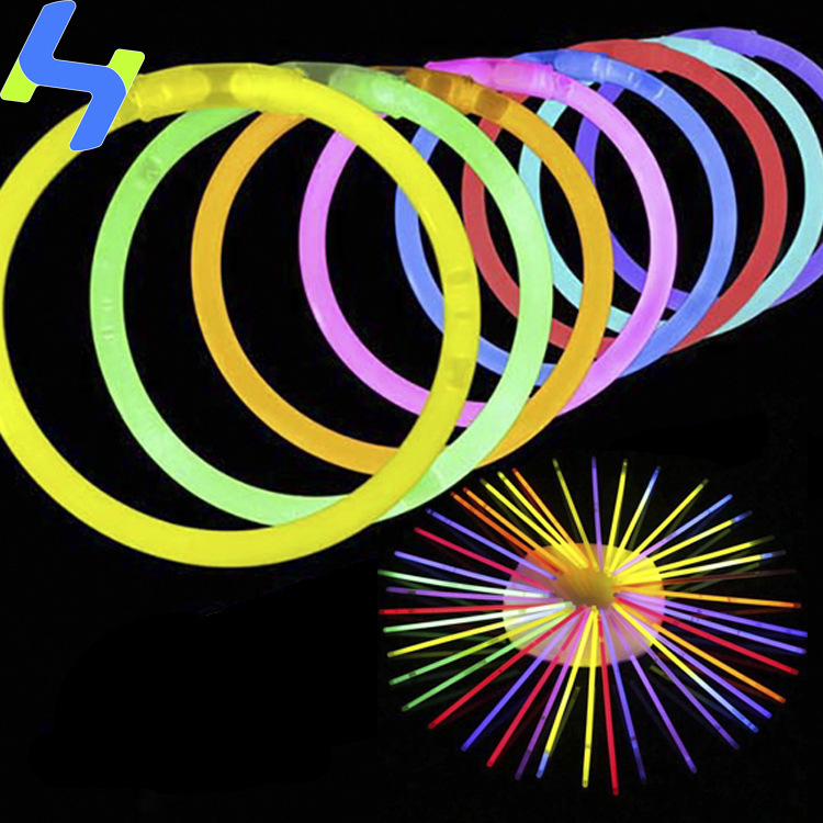 Necklace Luminous Party Marriage Anniversary Light Sticks Lumio Stick Bracelet