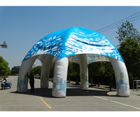China factory sales inflatable camping tent inflatable advertising tent for sales