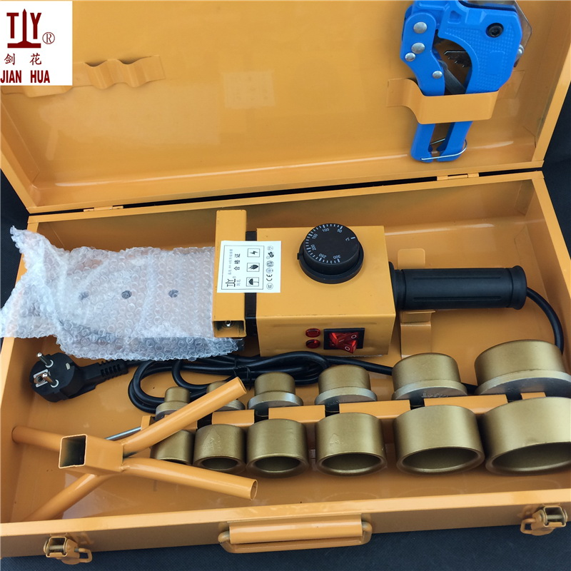 High grade Temperature controled, PPR Welding Machine, AC 220V 1500W DN 20-63mm plastic pipe welding machine  High grade Temperature controled, PPR Welding Machine, AC 220V 1500W DN 20-63mm plastic pipe welding machine