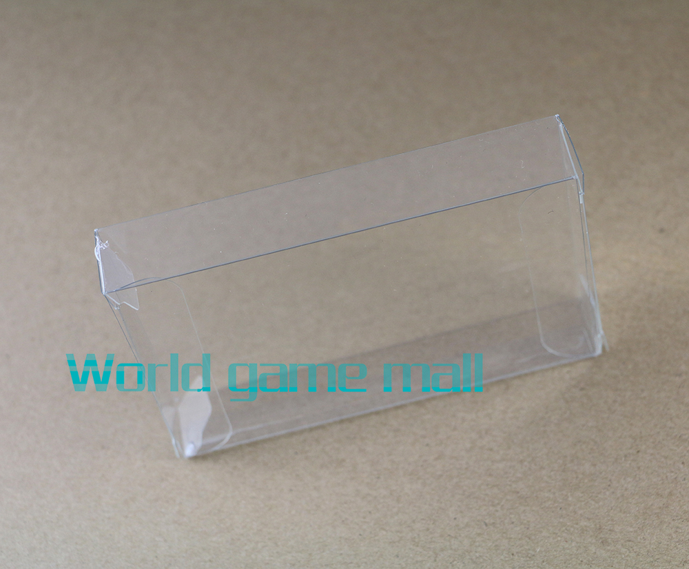 30pcs/lot Clear Transparent Game Card Cartridge Box for Nintendo 64 N64 Games Cart Protector Case Boxes image