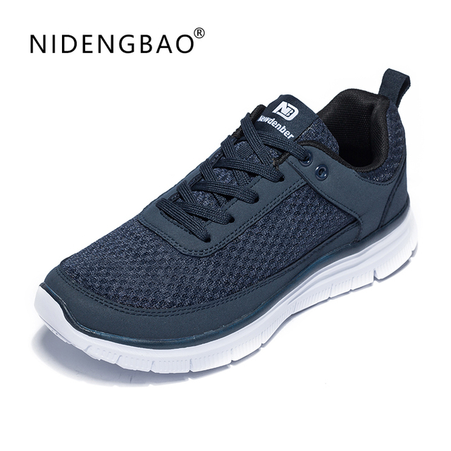 Hot Sale Running Shoes For Men Sports Shoes Outdoor Walking Jogging Sneakers Male Lace-up Athletic Trainers Zapatillas Size 50