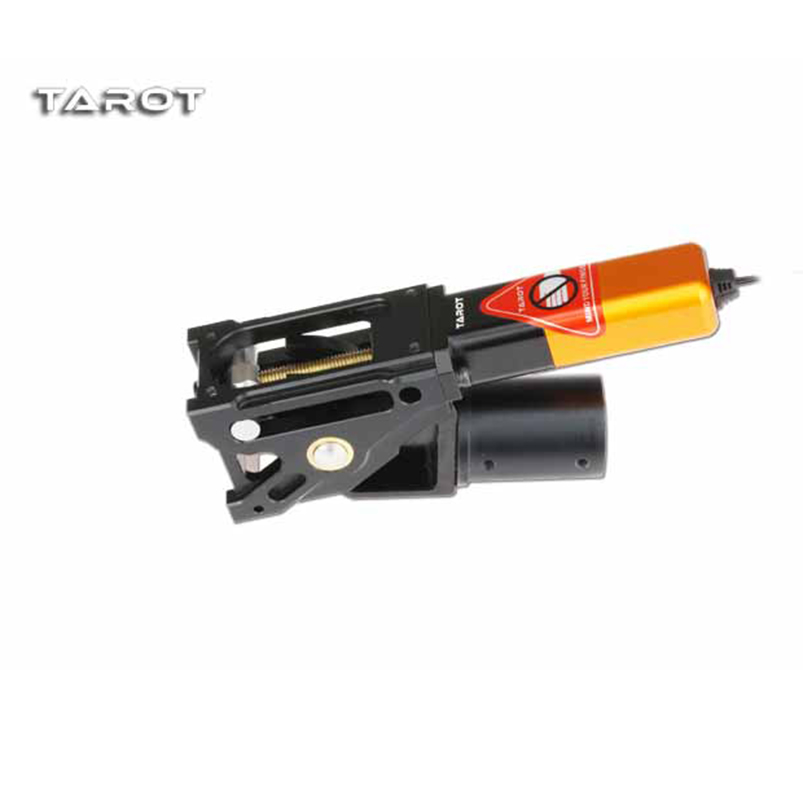 Tarot 75 Degree All metal CNC Large Scale Electric Retractable Landing Gear Skid Tripod Load 30KG TL4N004 DIY Aircraft