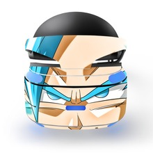 Dragon Ball PSVR Skin Sticker for Sony Playstation PS VR Headset