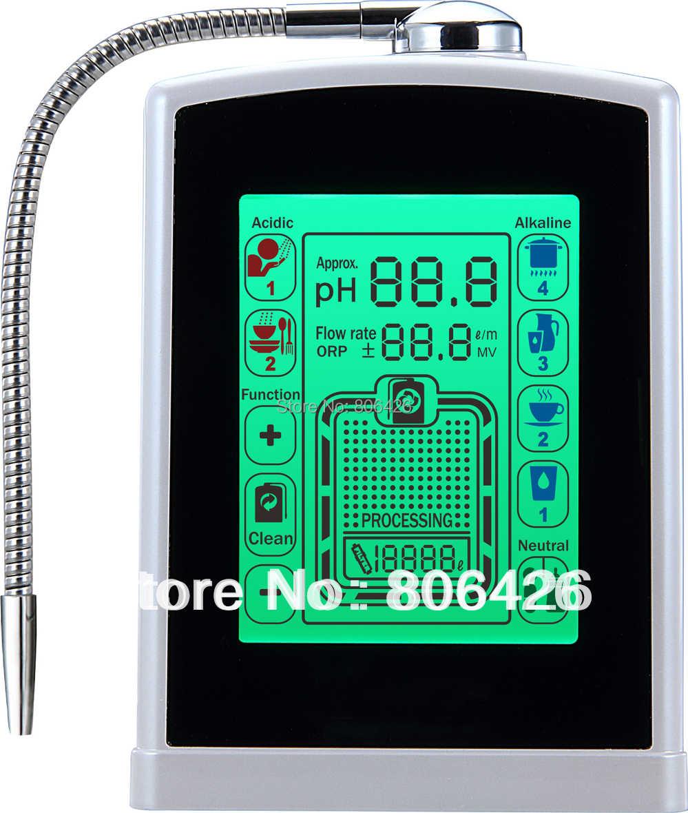 Бесплатная доставка ионизатор встроенный фильтр если вы хотите получить замену cartridge/картриджи с тонером лампы в форме свечи с волокно и углерод (5 микрон) + NSF стандартная для QWI-005/007/011