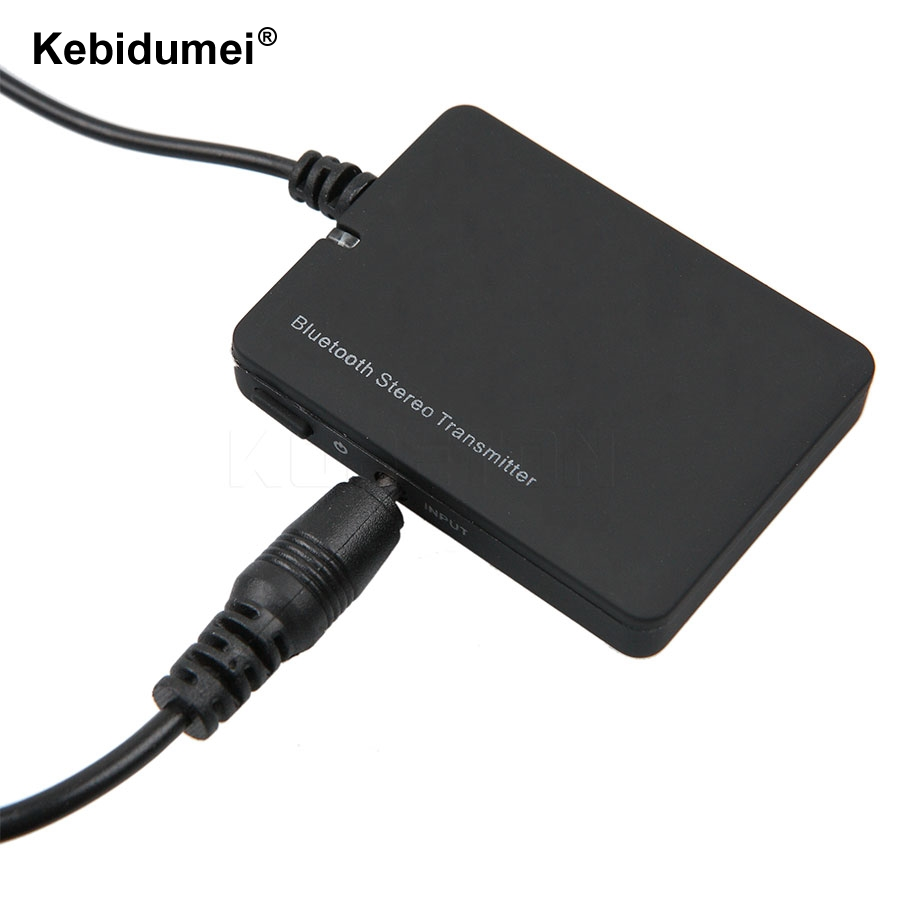 Neue 3,5mm Bluetooth Sender Transmite Mini Bluetooth Audio Transmitter A2dp Stereo Dongle Adapter Für Ipod Tv Mp3 Mp4 Pc Einfach Zu Schmieren Unterhaltungselektronik