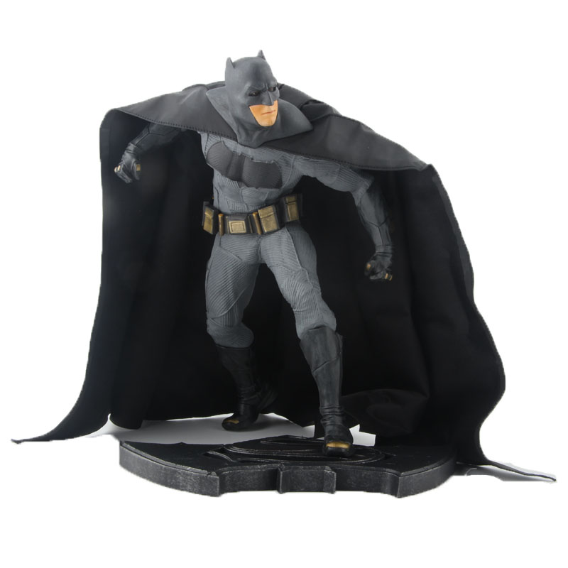 Crazy Toys DC Super Hero Batman v Superman Dawn of Justice Figure 1/6th Scale Collectible Toy 12 30cm neca dc comics batman arkham origins super hero 1 4 scale action figure