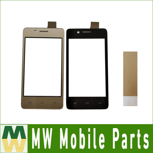 1PC/ Lot For <font><b>Micromax</b></font> Bolt <font><b>Q402</b></font> <font><b>Touch</b></font> Screen <font><b>Touch</b></font> Digitizer Black Color High Quality With tape image