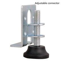 Stecker verstellbare möbel regler, möbel hardware einstellbare fuß pad unsichtbare stecker