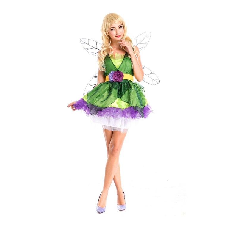 Арзан сексуалдық гүлдер fairy organza - Костюмдер - фото 1