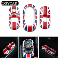 3pcs Set New Lifts Switching Decorative Boxes Cover Car Accessories For 2014 BMW Mini Cooper F56