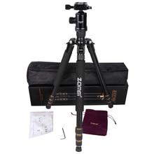 omei Z688  Skilled Photographic Journey Compact Aluminum Heavy Responsibility Tripod Monopod   Digital DSLR SLR Digital camera