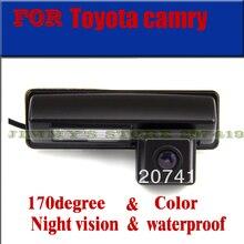 Цвет автомобиля камера заднего вида для Toyota Евро camry ЭХО verso Harrier Altezza 200 Рупий 300 Ipsum пикник Yaris парковка камера