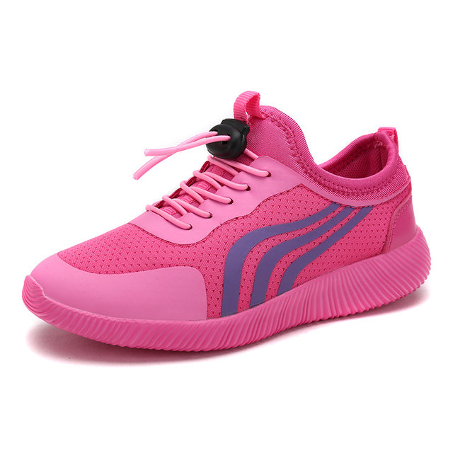 CSXD Kids Walking Shoes Pink Soft Girls Red Footwear Teen Boys Blue Sneaker  Slip On Lightweight