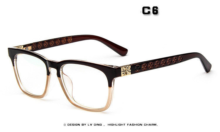designer glasses frames for women  Aliexpress.com : Buy 2015 New Eyeglasses Spectacles Brand Designer ...
