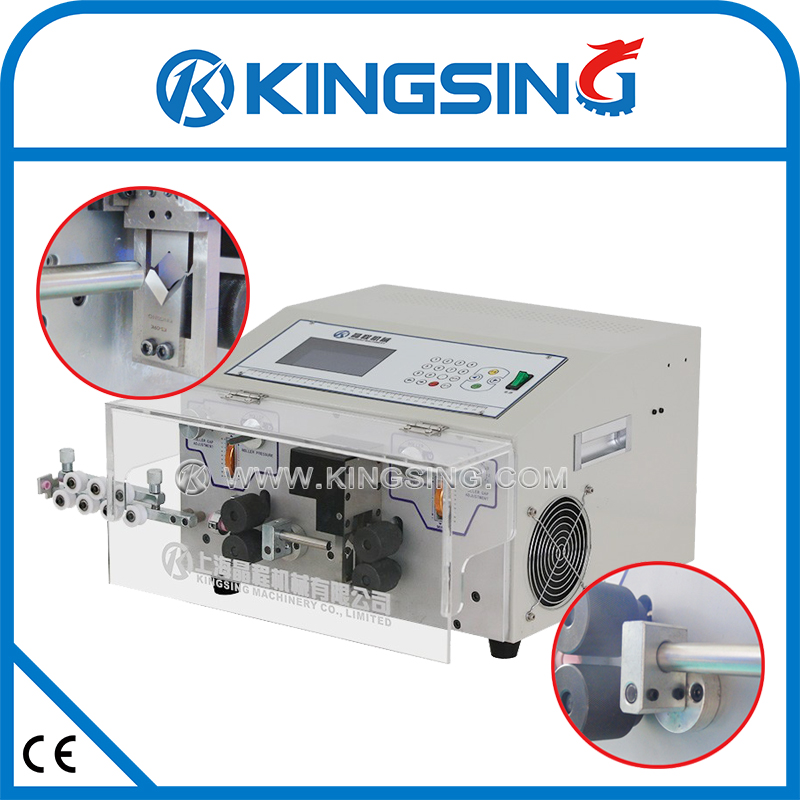 wire cutter stripping machine
