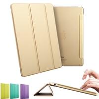 RBP Case For Ipad Air 1 Tablets Prestigio Multipad Cover Film Shell Leather Protective Samrt Stand