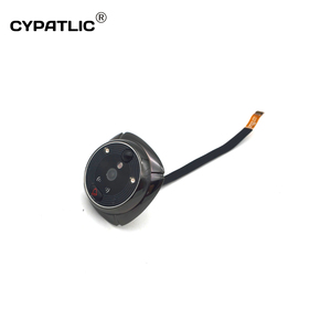 Image 3 - Wireless wifi deurbel met camera digital magic eye door viewer camera with motion sensor for home security