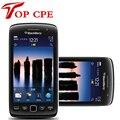 """Restaurado original blackberry torch 9850 teléfono celular móvil 3.7 """"pantalla táctil 3g gps wifi envío gratis"""