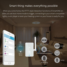 Broadlink S1C Hub Wireless Smart House Kit Remote Motion Door Sensors Home Automation IFTTT Center