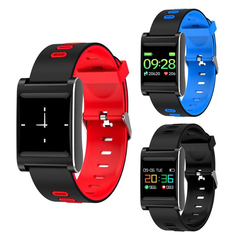 K88 Smart Wristband Bluetooth Waterproof Blood Pressure Heart Rate Monitor Fitness Tracker Braclet for Android IOS for Apple