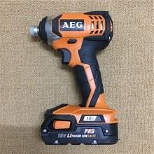 AEG Richie BSS 18C б/у матовый 18 в электрический толкатель винт партия(б/у электрические инструменты
