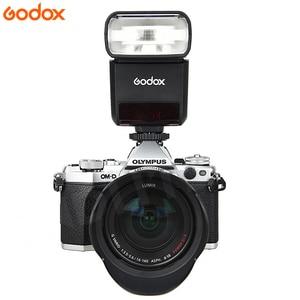 Image 4 - GODOX Flash TT350O Mini Flash Light 2.4G HSS TLL 1/8000SแฟลชSpeedliteสำหรับOlympusกล้องPanasonic Lumix + ของขวัญ