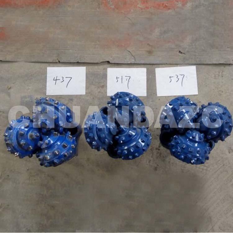 2016 Prețul fabricii Nou 8 Bit 1/2 inch Insert Tricone Rotary Bit, - Burghiu - Fotografie 5