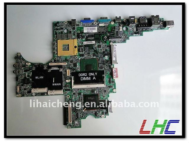 Wholesale&Retail-Mainboard for Dell D820 945GM 0FF096 laptop motherboard 100% tested