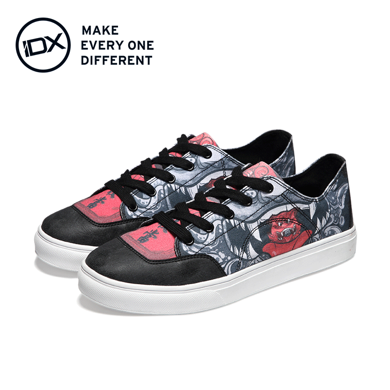 Exorcisme Graffiti Mode Confortable D'origine Idx Femme Chaussures De wdqXgdWp