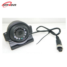 Car waterproof camera for AHD960P/720P/1080P infrared night vision van side mounted probe 420TVL/800TVL support SONY 600TVL CCD