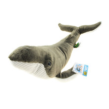 Good Quality 1pcs 40CM Soft Whale Plush Toy Creative Doll Children Birthday Gifts Cute Whales Kids Stuffed Sleeping Bedroom Toys