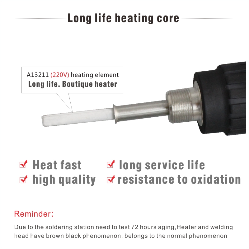 High Quality soldering iron constant temperature