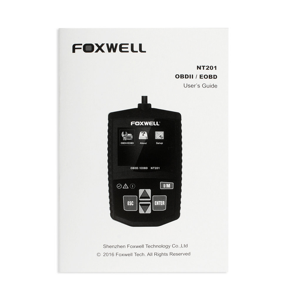Foxwell NT201 OBD Automotive Scanner-15