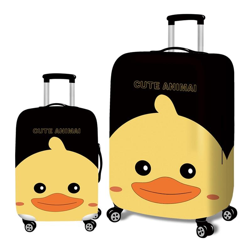 Avant-Garde Suitcase Cover  2