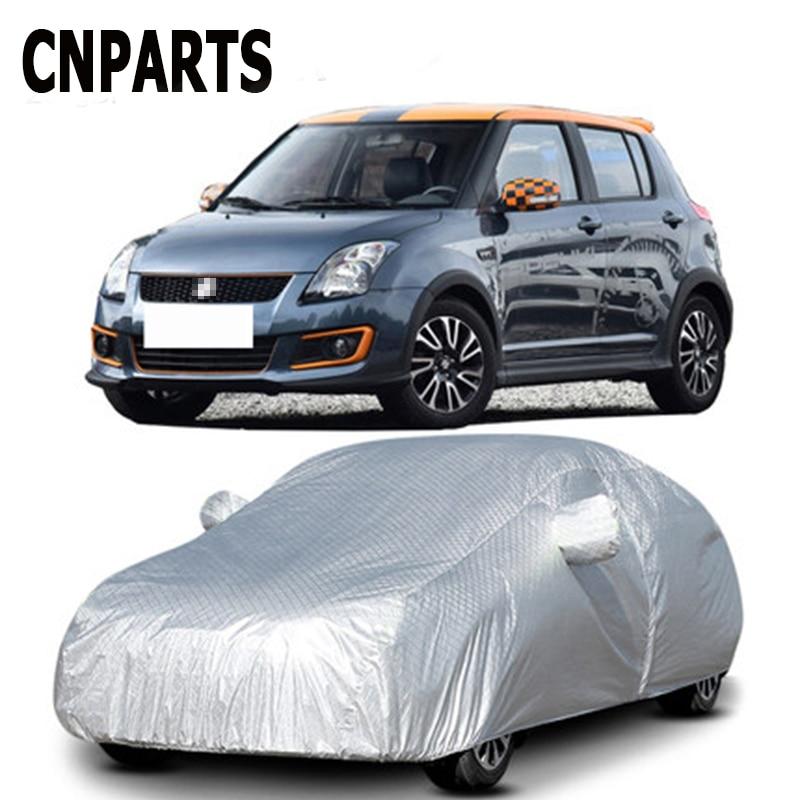 CNPARTS Car Accessories Covers For Mini Cooper R50 R53 R56 F56 Citroen C2 Suzuki Swift Alto Fiat 500 M Waterproof Dustproof
