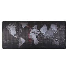 10 шт. 400x900x2 мм расширенного большая карта мира клавиатура Мышь Pad противоскольжения Мышь pad