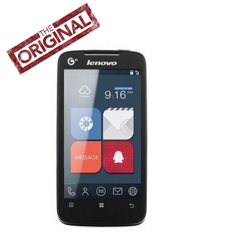 Lenovo A390t 4'' 4GB GSM 5MP New Cheap Phone 512mb-Rom Dual-Core Android-4.0 Ips-Screen