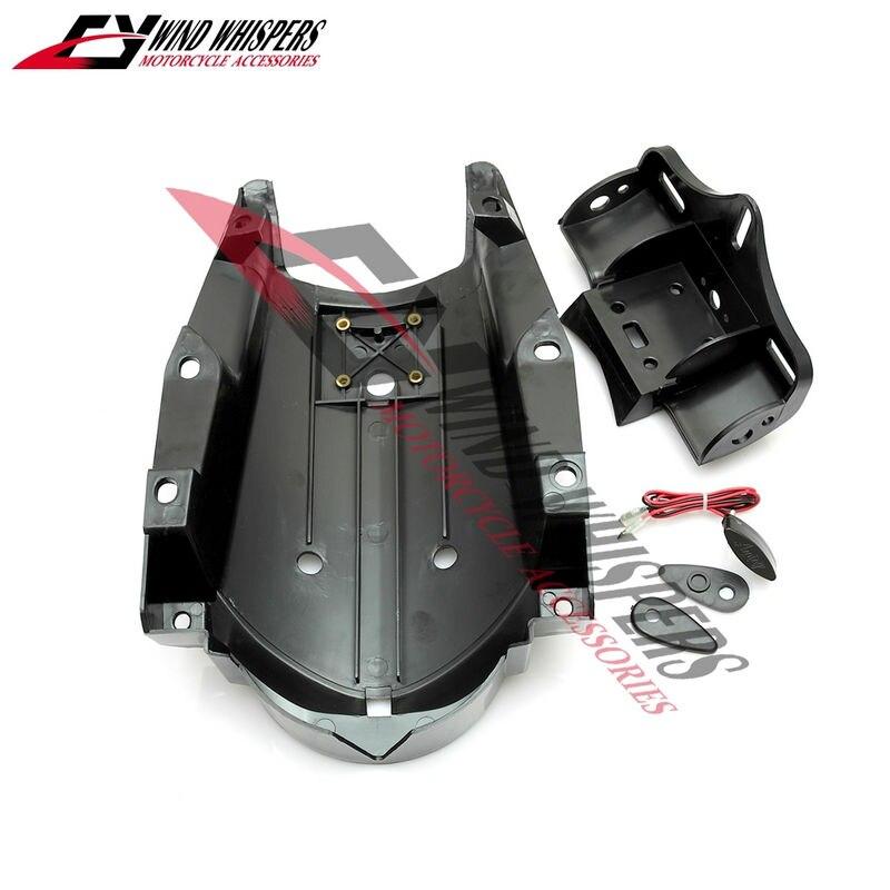 Motorcycle Rear Fender Mudguard Tire Wheel Hugger Mud Splash Guard Fairing For Honda CBR1000RR CBR1000 2008