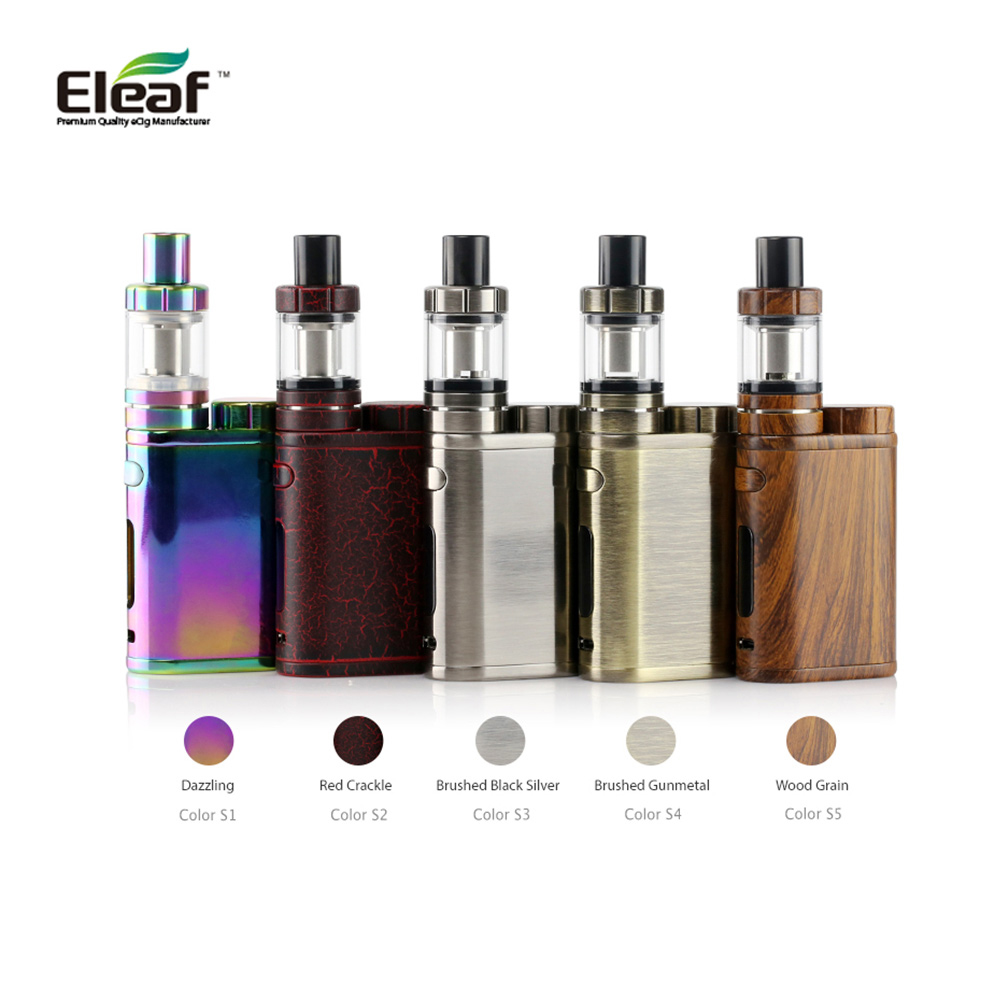 Eleaf IStick Pico Kit 75W With Melo 3 Mini Tank Atomizer 2ML+EC Heads 0.3ohm/0.5ohm Electronic Cigarette Vaporizer VS X-priv Kit