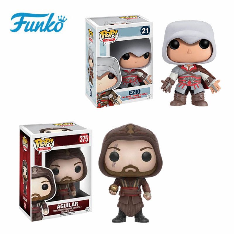Funko Pop Assassin S Creed Character 21 Ezio Boys Collectible