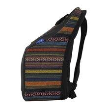 Хлопок 48-120 басы Аккордеоны Gig Bag чехол для хранения мягкий 505x453x211 мм